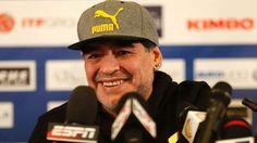 """Maradona se mete con todo en AFA: """"El fútbol argentino se está desangrando""""  Cada vez que se para ante un micrófono Diego Maradona paraliza la atención de todos. Siempre con su particular mirada, toca todos los temas y va de... http://sientemendoza.com/2017/01/26/maradona-se-mete-con-todo-en-afa-el-futbol-argentino-se-esta-desangrando/"""