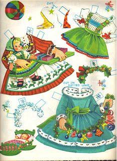 Kathleen Taylor's Dakota Dreams: Thursday Tab- Little Miss Christmas
