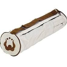 Natural Fitness Double Zip Hemp Yoga Bag, $25. I just won a yoga mat, so this would be perfect! The hemp in the material would absorb any sweat and moisture in the yoga mat and prevent molds from growing. Nice!