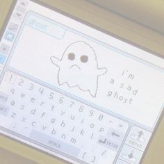 Uploaded by ʚ パステル ひめ ɞ. Find images and videos about cute, aesthetic and anime on We Heart It - the app to get lost in what you love. Violet Aesthetic, Aesthetic Themes, Retro Aesthetic, White Aesthetic, Aesthetic Anime, Nintendo Ds, Types Of Aesthetics, Ascii Art, Cute Love Memes