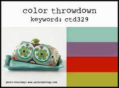 Color Throwdown: Countdown