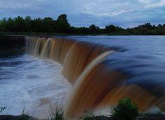 Jagala Waterfall- Stop 2