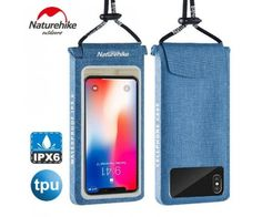Naturehike TPU Waterproof Universal Phone Bag Lightweight Touch Screen Waterproof Pouch Cell Phones portable bag Useful Key Bag, Game Controller, Mobile Accessories, Cosmetic Bag, Pakistan, Coin Purse, Pouch, Samsung, Phone Cases