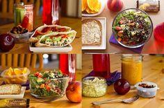 5 Make-Ahead Vegan & Gluten-Free Lunches: Part 2 (x)