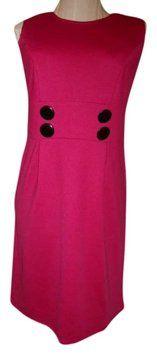 Ann Taylor LOFT Pink Knit Dress $26