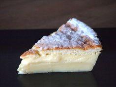 Magische vanille cake met drie lagen