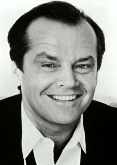 Jack Nicholson. My number 1 choice to act with. Very talented.