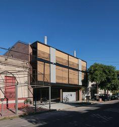 Edificio Habitat 1 - PH.Federico Cairoli