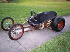 Wheel Barrow Downhill Racer