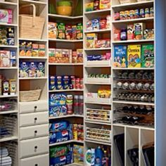 If I could build a dream space for my stockpile.