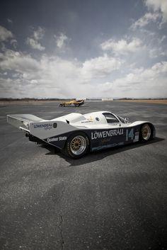Lowenbrau Porsche 962