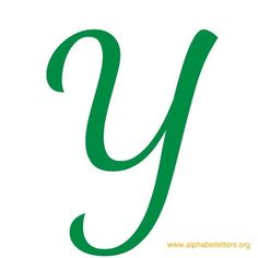 Printable Cursive Alphabet Letters for School | Alphabet Letters Org