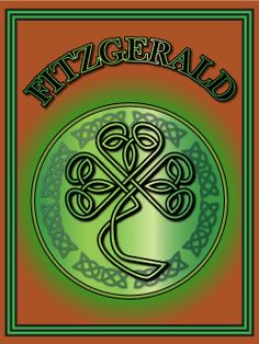 Fitzgerald – more Irish than the Irish | Ireland Calling - Great-grandfather Patrick Fitzgerald