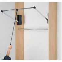 Hafele Closet And Home Organization, Wardrobe Accessories, Wardrobe Lift,  Steel Rod, 60