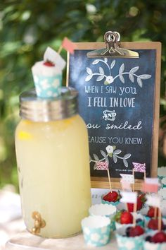 Wedding Dessert Table styled by One Lovely Day