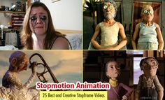 25 Best Stop Motion Videos and Ideas - Stop Frame Animation. Read full article: http://webneel.com/stop-motion-videos-ideas-stopmotion-frame-animation | more http://webneel.com/animation | Follow us www.pinterest.com/webneel