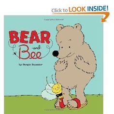 Bear and Bee: Sergio Ruzzier: 9781423159575: Amazon.com: Books