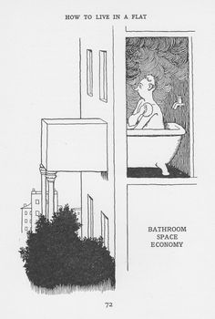 1936 How to Live in a Flat