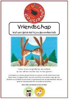 vriendschap kinderboekenweek 2018 Creative Teaching, Too Cool For School, Emoticon, Internet Marketing, Reading, Kids, Pictogram, Quiche, Authors