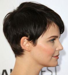 Short Hairstyles Round