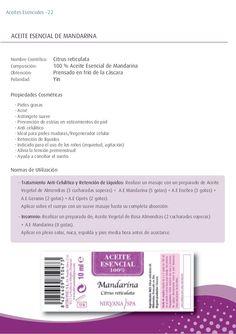 - Pieles grasas - Acné - Astringete suave - Prevención de estrías en estiramientos de piel - Anti celulítico - Ideal para ...
