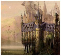 L'univers d'Harry Potter repensé par Jim Kay