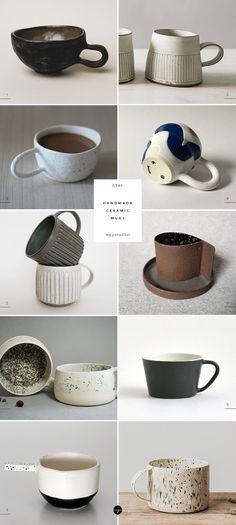 10 shelfie-worthy handmade ceramic mugs on Etsy