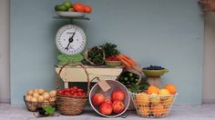 Home brand produce - save thousands on your supermarket shop.
