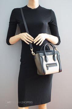 243 Best Celine Luggage Bags images   Celine handbags, Celine nano ... d16cc1d13f