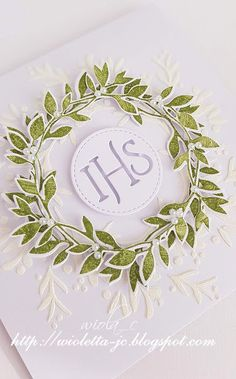 Communion Gifts, First Holy Communion, Cute Cards, Cardmaking, Beauty Box, Stationery, Paper Crafts, Cricut, Handmade