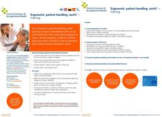 The first English version of the Finnish 'Potilassiirtojen Ergonomiakortti®' -opintokokonaisuus, 'Ergonomic patient handling card®' -education scheme has been translated and edited. The first pilot course with e-learning was held in October 2018 followed by 2 days contact training beginning of December 2018. . The English version was also piloted with students from the Oulu University of Applied Sciences. The next course will be announced once there are enough participants.  #EESPHMadvocate