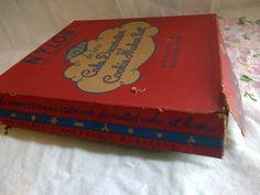 Vintage Cake Decorating Set 1940's In Original Box Cookie | Etsy Cake Decorating Set, Cookie Box, Etsy, Vintage