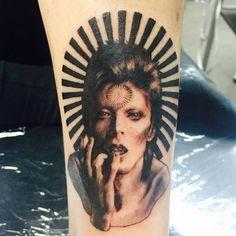 David Bowie Tattoos   POPSUGAR Beauty UK Photo 42