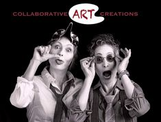 Creative Artistic Collaborations by Photographer, Laresa Perlman and Artist, Verna du Toit. Working together to create unique pieces of art. Collaborative Art, Collaboration, Art Pieces, Creative, Artist, Artworks, Artists