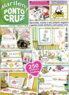 pg 17 has JKPC youth chart - - - - - - - - - - - -Gallery.ru / Фото #1 - Marileny Ponto Cruz 15 - tymannost