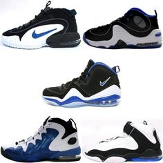 The Nike Air Penny By The Numbers #7Filthy #ThatsFILTHY #streetwear #sneakers #sneakerheads #seattle #urban #swagger #sneakerlife #fashion #streetfashion #urbanwear #summer #summertime #dopeshit #sickkicks #dopekicks #basketball #shoes