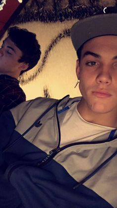 Ethan and Grayson....yes please