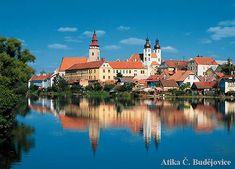 A Trip to Telc in the Czech Republic Prague, Visit Poland, Château Fort, Belle Villa, European Countries, Far Away, Czech Republic, Architecture, Hungary