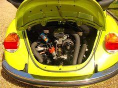 '73 Porsche Raven Green 1303S Karmann Cabriolet, Barsingstoke, UK, £12,950