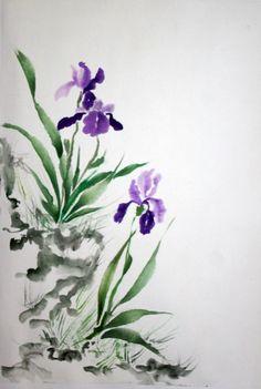 usinart.ru - online teaching of Chinese painting