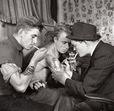 Traditional Old-school Nautical Sailor Tattoos: Meanings, Origins & Ideas