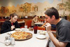 Pizza Restaurant | Peter Medlyn | Image source: MLive.com