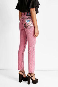 Embellished Skinny Jeans | Marc Jacobs