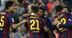 Madrid – Barcelona | Noticias de fútbol exclusivas Los Tres Tenores abusan del Getafe y la liga, más cerca (6-0)