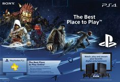 PlayStation 4 Console: Video Games