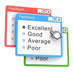 Event Feedback: the Good, the Bad, and the Ugly — It's All Critical to Your Success!