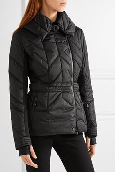 11c8b31aaf Moncler Grenoble - Marinet quilted shell down ski jacket