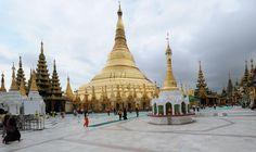 Swedagon Paya,  Myanmar