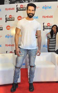 Shahid Kapoor   FILMFARE 2017