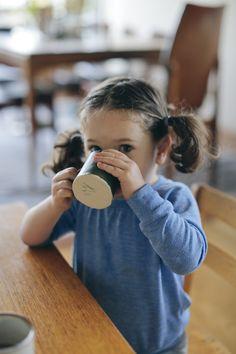 coffee shop baby